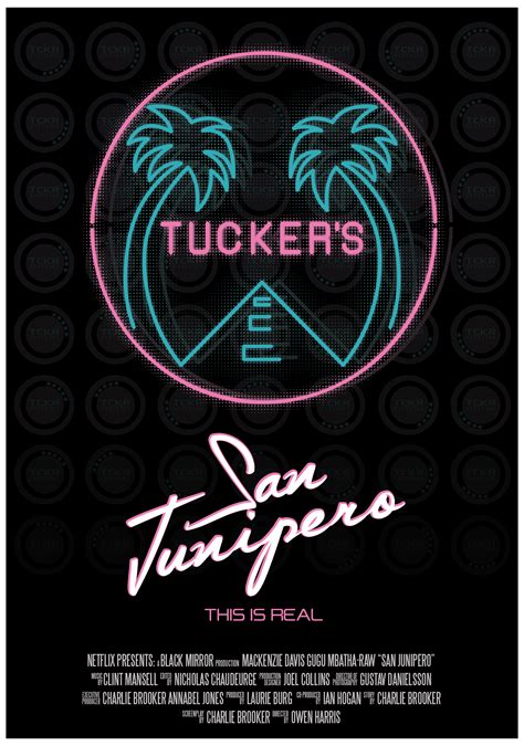 watch black mirror season 2 2012 full movie hd decided to put together a movie poster for san junipero