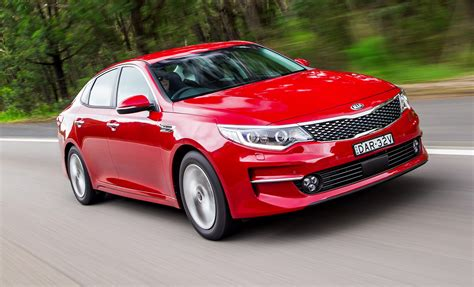 What Does A Kia Optima Cost 2016 Kia Optima Pricing And Specifications Photos 1 Of 26