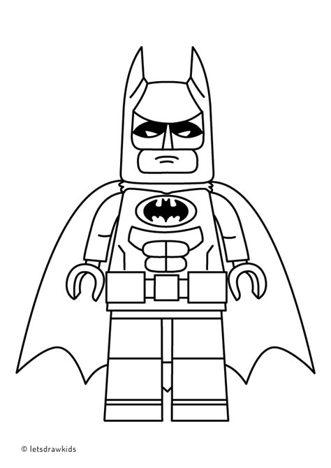 happy birthday lego coloring page coloring page for kids lego batman from the lego batman