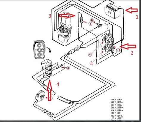 1978 mercruiser wiring diagram get free image about