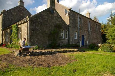 Carmichael Cottages by Dovecot Cottage Carmichael Estate