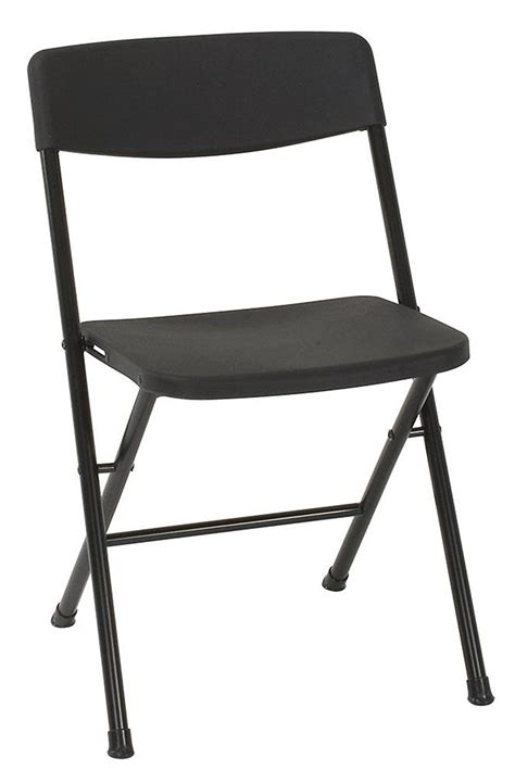Commercial Folding Chairs by 4 Pack Folding Chair Commercial Black Seat Lightweight