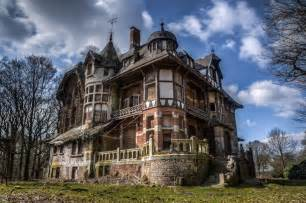 Victorian Row House Plans - mansion architecture chateau steampunk victorian manor abandoned belgium victorian house steam