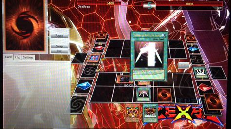 yugioh tag team decks yugioh tag team duel galaxy exodia vs utopia w