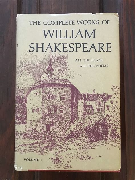 complete works of shakespeare books the complete works of william shakespeare vol 1 by w g