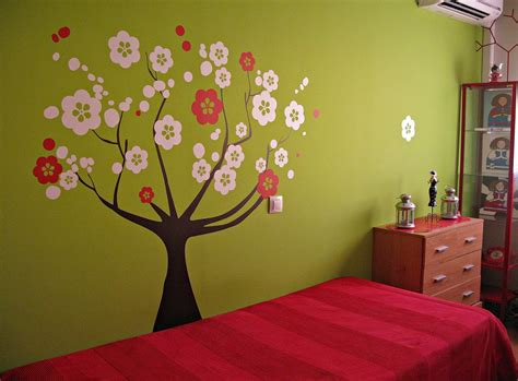 ramas decoracion interiores decoraci 243 n de cuartos con arboles