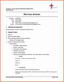 5 board meeting agenda marital settlements information