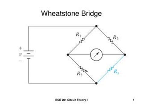 wheatstone bridge advantage ppt 3 wheatstone bridge 4 kirchhoff 의 법칙 powerpoint presentation id 2985513