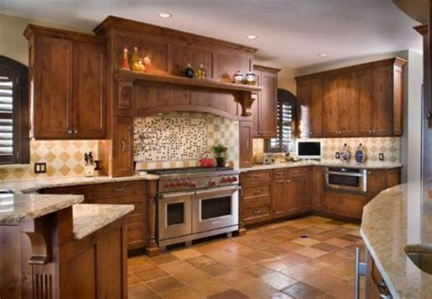 stained wood kitchen cabinets out of curiosity painted or stained kitchen cabinets