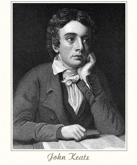 biography of english poet john keats famous quotes john keats quotesgram