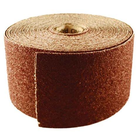 Las Roll Grit 60 Per Meter 50 meter abrasive sandpaper rolls hertfordshire