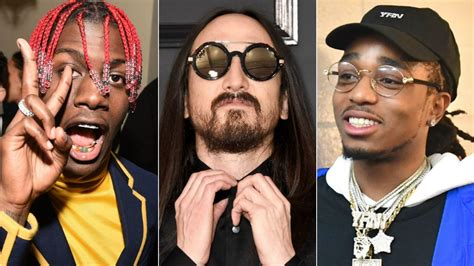 steve aoki y all ready for this lil yachty and migos are ready to brawl on steve aoki s