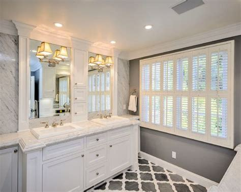 white and grey bathroom houzz gray and white bathroom houzz