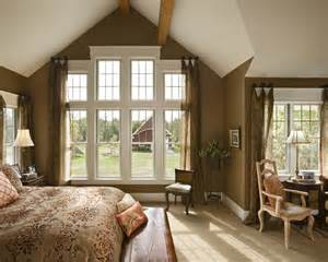 vaulted ceiling windows the burnside inn master bedroom riverbend timber framing