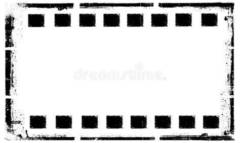camera wallpaper border old grunge film strip frame background stock illustration