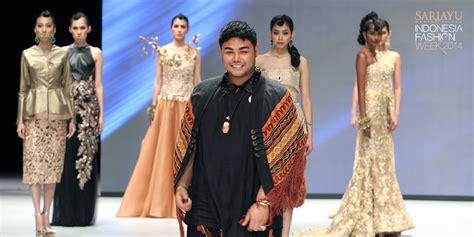 desain baju batik pria ivan gunawan model baju perancang ivan gunawan black hairstyle and