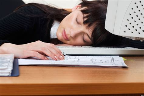 Sleeping On Desk by What Do The Japanese Think About Sleeping On The