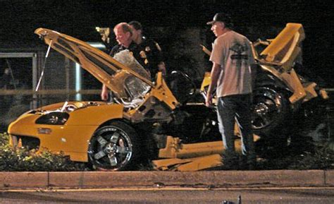 License Suspended For Hogans After Crash That Left Passenger Critically Hurt by For S Nick As He S Released Early From