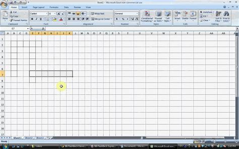 How To Make A Paper Puzzle - how to make a crossword puzzle with excel part 1
