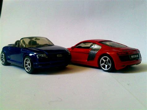 matchbox audi audi tt audi r8 v10 matchbox 1 64 customized 3 r8 turn