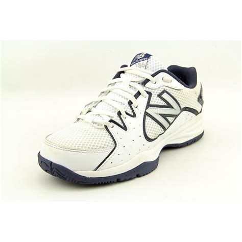 boys white athletic shoes new balance kc786 youth boys size 4 white mesh tennis