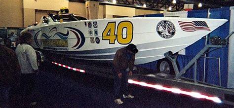philadelphia boat show uscg boat responsibly racing team