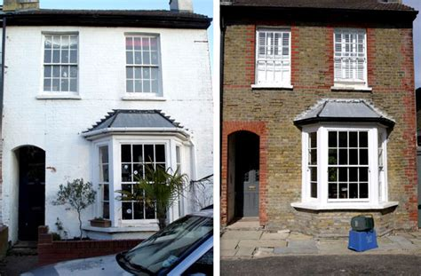remove exterior paint cleaning scotland from heritage cleaning