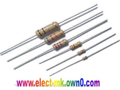 resistor types resistor types metal 28 images describe the different types of resistors electronics post