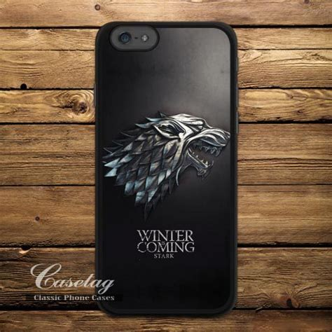 House Of Stark Iphone 5 5s house stark of thrones for apple iphone 6 6 plus