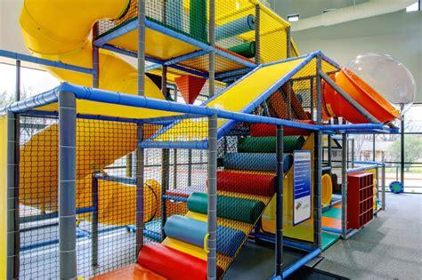 keeping kids safe  indoor playground equipment
