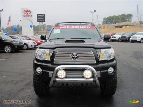 2006 Toyota Tacoma V6 2006 Toyota Tacoma V6 Trd Sport Cab 4x4 In Black