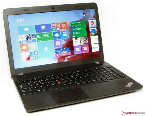 Laptop Lenovo Thinkpad E555 lenovo thinkpad e555 notebook review notebookcheck net reviews