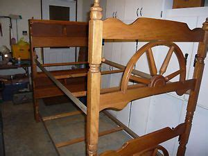 548 Western Hauler Bed For Fl70 Or 4700 5th Wheel Fifth Wagon Wheel Bunk Bed