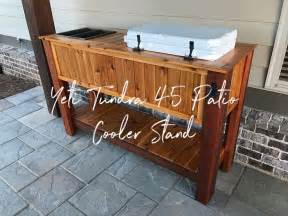 Patio Deck Cooler Stand by 25 Unique Cooler Stand Ideas On Pallet Cooler