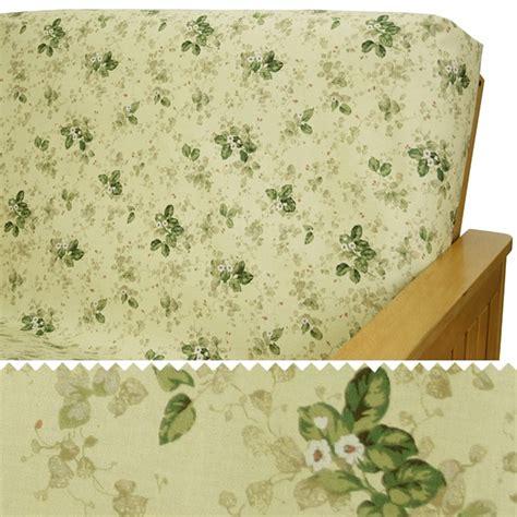 floral futon cover primavera floral futon cover