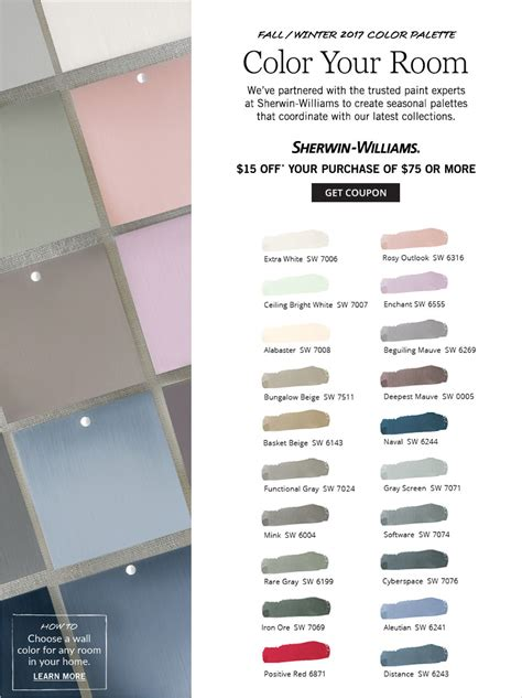 pottery barn colors paint landing pottery barn