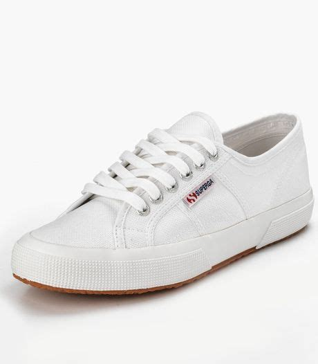superga cotu classic mens tennis shoes in white for lyst