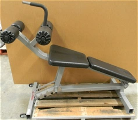 life fitness decline bench adjustable decline sit up bench life fitness grey metal