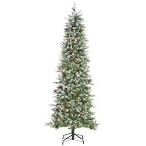 martha stewart living 7 ft indoor pre lit dunhill fir