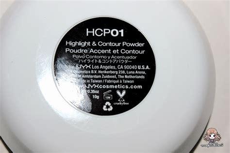 Nyx Highlight And Contour Powder review nyx highlight contour powder stella