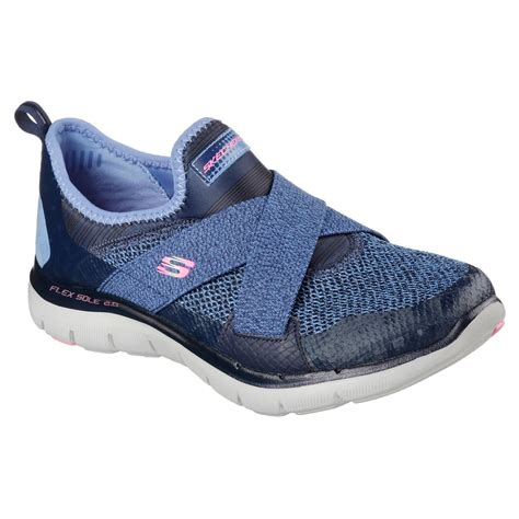Skechers Flex Appeal skechers flex appeal new image walking shoes