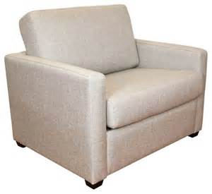 Single sofabed chair with timber slats contemporary sofa beds sydney by sofabed specialists