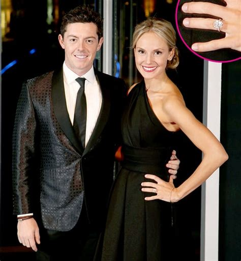 rory mcilroy engaged to girlfriend erica stoll rory mcilroy is engaged to girlfriend erica stoll see her
