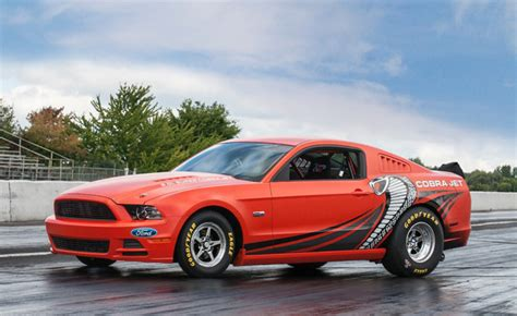 Headl Ford 2014 2014 ford mustang cobra jet prototype heads to auction html autos weblog