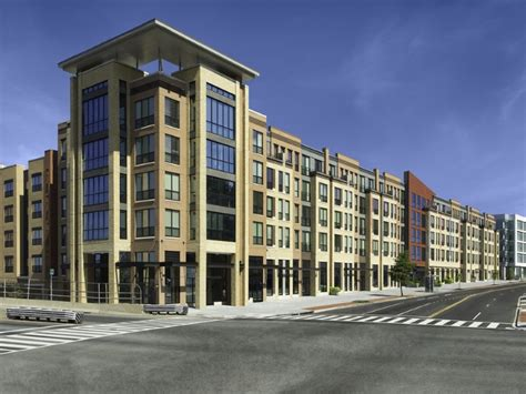 Apartments In N E Dc The 10 D C Apartment Openings In 2015 Mapped