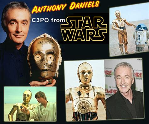 anthony daniels convention appearances billy dee williams convention scene