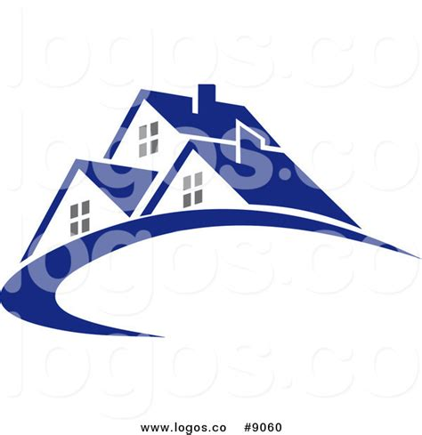 free logo design roofing free house logo clipart 46