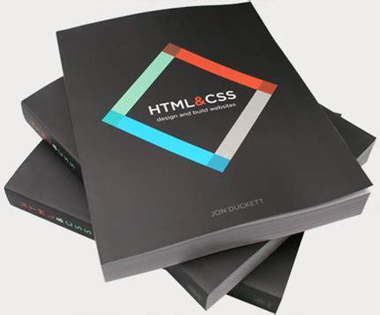 Web Design With Html Jon Duckett   book review html css by jon duckett how design
