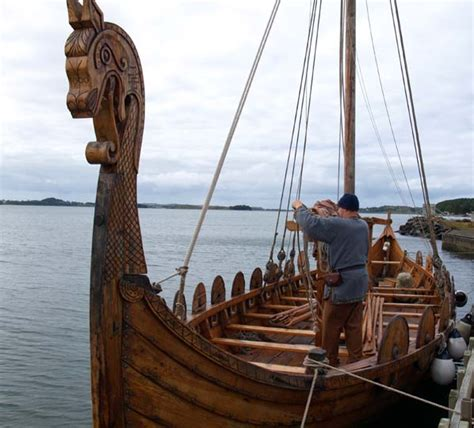 viking boats pictures viking ship a photo from rogaland south trekearth