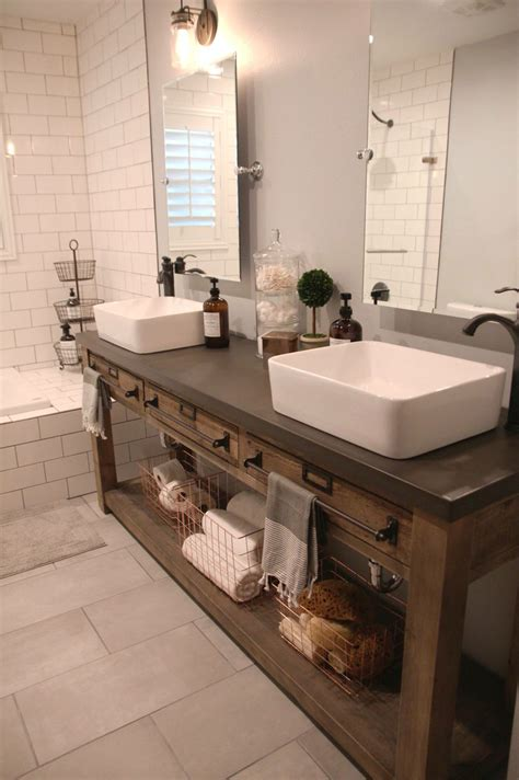 Restoration Hardware Vanity Table by Bathroom Remodel Restoration Hardware Hack Mercantile Console Table Hacked Into A